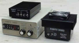 KH6HTV VIDEO _ TV Transmitters & Amplifiers